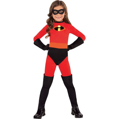 ハロウィンSPECIAL Girls Violet Costume - The Incredibles