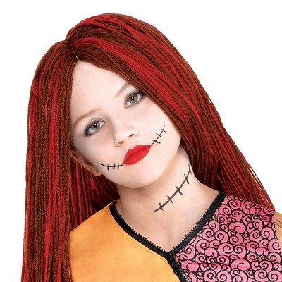 ハロウィンSPECIAL Girls Sally Costume - The Nightmare Before Christmas
