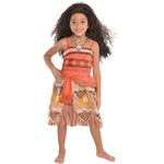 ハロウィンSPECIAL Girls Moana Costume