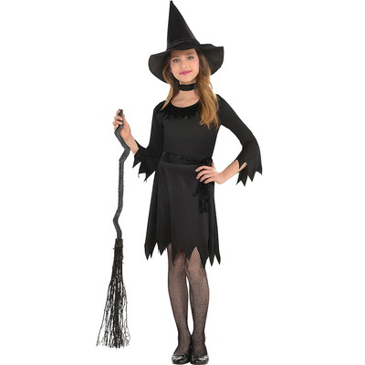 ハロウィンSPECIAL Girls Lil Witch Costume