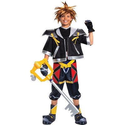 ハロウィンSPECIAL Boys Sora Costume - Kingdom Hearts