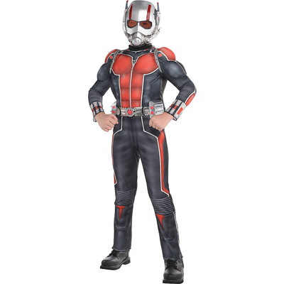 ハロウィンSPECIAL Boys Ant-Man Muscle Costume