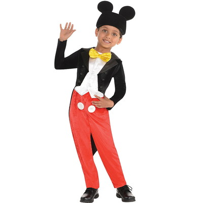 ハロウィンSPECIAL Toddler Boys Mickey Mouse Costume Classic