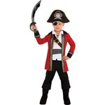ハロウィンSPECIAL Boys Pirate Captain Costume