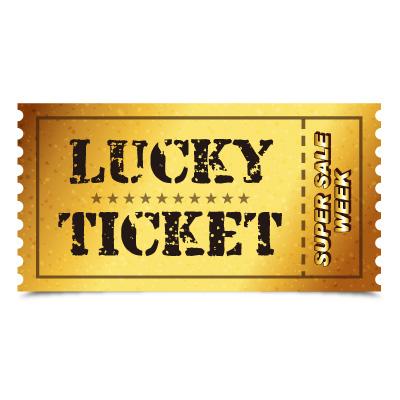 SUPER SALE ラッキーチケット