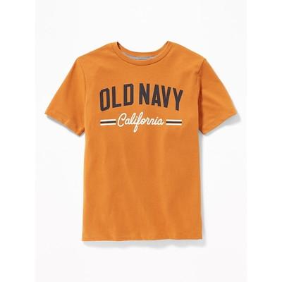Logo Graphic Crew NeckTシャツ