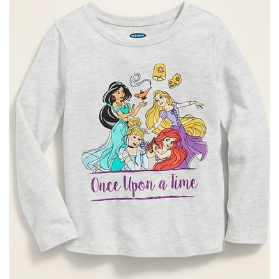 Disney  Princess  Once Upon A Time  Tシャツ