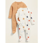 OLD NAVY / オールドネイビー Footed One-Piece 2-Pack for Baby