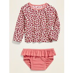 OLD NAVY / オールドネイビー Printed Rashguard Set for Baby