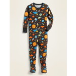 OLD NAVY / オールドネイビー Planet Print Footie Pajama ワンピース
