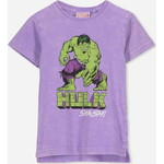 Cotton On Kids ショーツ Sleeve License1 Tシャツ / purple surf wash/hulk
