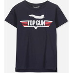 Cotton On Kids ショーツ Sleeve License1 Tシャツ / navy/top gun