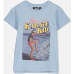 Cotton On Kids ショーツ Sleeve License1 Tシャツ / budgie blue/karate kid
