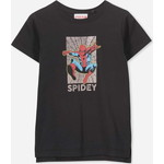 Cotton On Kids ショーツ Sleeve License1 Tシャツ / phantom/spiderman