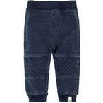 burts bees baby/バーツビーズベイビー French Terry Denim Wash Organic Babyパンツ