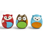 Skip Hop / スキップホップ Explore & More Egg Shaker Baby Toy Trio