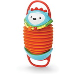 Skip Hop / スキップホップ Explore & More Hedgehog Accordion Toy