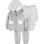 carter's / カーターズ 3-Piece Bear Little Jacket Set