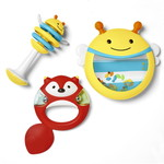 Skip Hop / スキップホップ Explore & More Musical Instrument Toy Set