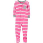 carter's / カーターズ 1-Piece Striped Snug Fit Cotton Footie パジャマ