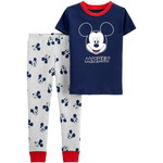carter's / カーターズ 2-Piece Mickey Mouse 100% Snug Fit Cotton パジャマ