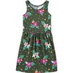 carter's / カーターズ Floral Tank Jersey ドレス