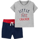 carter's / カーターズ 2-Piece 4th Of July Outfit