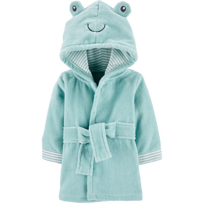 carter's / カーターズ Frog Hooded Terry ローブ