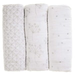 Deco Swaddle Blanket (3 Pack)