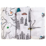aden+anais Cotton Muslins (3 Pack)