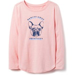 Crazy8 / クレイジー8(ベビー服とキッズ服) Parlez-Vous Frenchie Tシャツ
