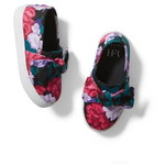 Janie and Jack/ジャニーアンドジャック KIMBERLY GOLDSON FLORAL BOW スニーカー