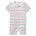 Janie and Jack/ジャニーアンドジャック Baby Striped Polo 1-Piece