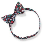 Janie and Jack/ジャニーアンドジャック Baby Floral Bow Soft Headband