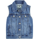OSHKOSH / オシュコシュ Denim Vest in Cozumel Wash