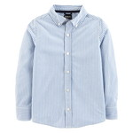OSHKOSH / オシュコシュ Uniform Button-Front Shirt