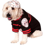 ハロウィンSPECIAL Jason Voorhees Dog Costume - Friday the 13th