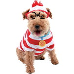 ハロウィンSPECIAL Where's Waldo Dog Costume