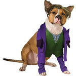 ハロウィンSPECIAL The Joker Dog Costume - Batman
