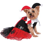 ハロウィンSPECIAL Harley Quinn Dog Costume - Batman