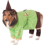 ハロウィンSPECIAL Wizard of Oz Scarecrow Dog Costume