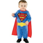 ハロウィンSPECIAL Baby Superman Costume