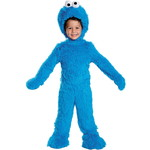 ハロウィンSPECIAL Baby Cookie Monster Costume Deluxe - Sesame Street