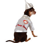 ハロウィンSPECIAL Wizard of Oz Tin Man Dog Costume