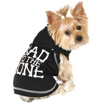 ハロウィンSPECIAL Bad to the Bone Dog Hoodie