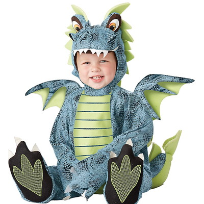 ハロウィンSPECIAL Baby Playful Dragon Costume