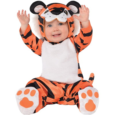 ハロウィンSPECIAL Baby Tiny Tiger Costume