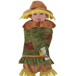 ハロウィンSPECIAL Baby Bunting Scarecrow Costume - The Wizard of Oz
