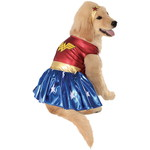 ハロウィンSPECIAL Wonder Woman Dog Costume