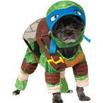 ハロウィンSPECIAL Teenage Mutant Ninja Turtles Leonardo Dog Costume